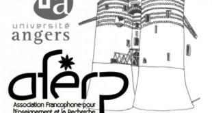 Logo congrès AFERP Angers 2017